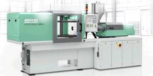Injection moulding training on a NEWARBURGALLROUNDER Machine